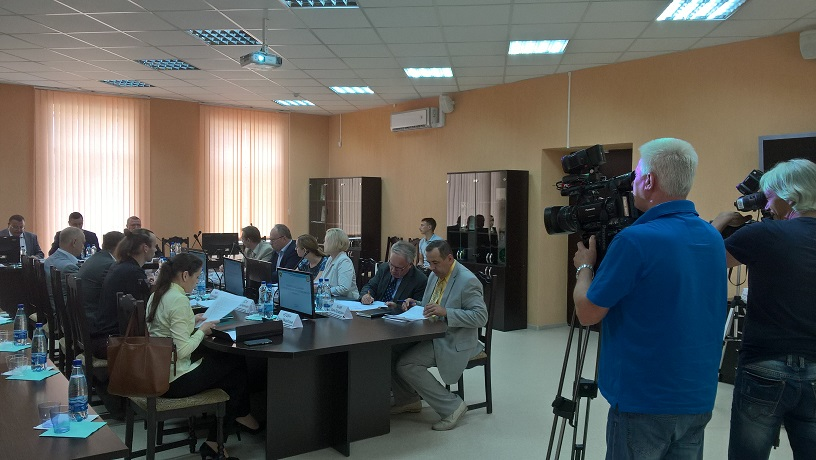 Belarus: Constituent meeting of the Pripyat Basin Council in Belarus